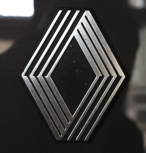 Victor Vasarely for Renault