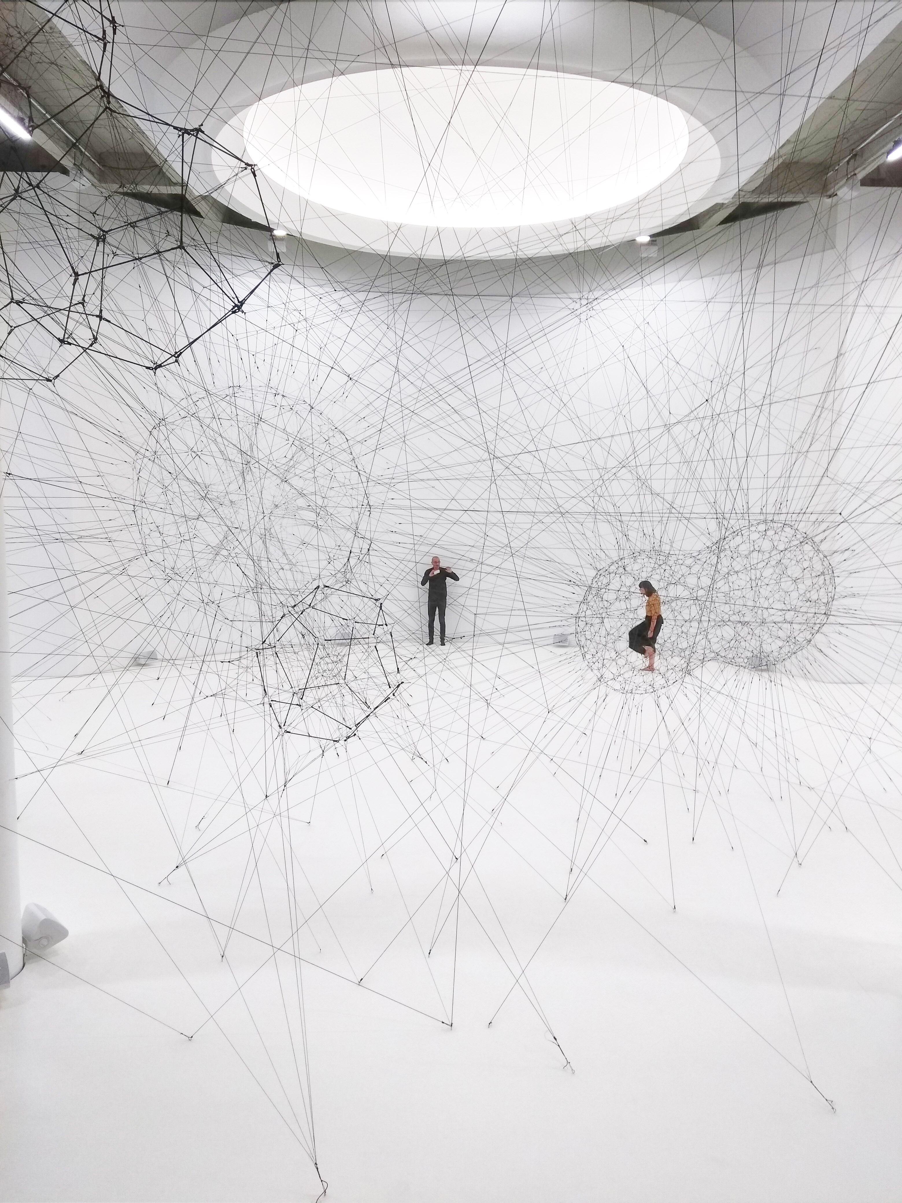 Tomas Saraceno - Palais de Tokyo-1