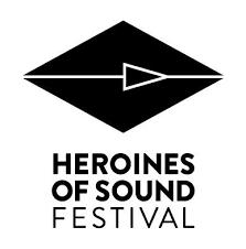 logo heroines of sound.